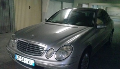 Mercedes Classe E 280 Avantgarde 2005