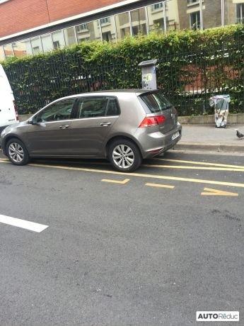 Volkswagen Golf VI 2014