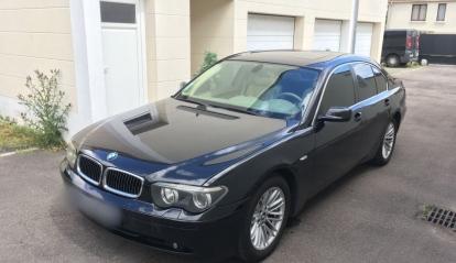 BMW Serie 7 730 D E65 2005