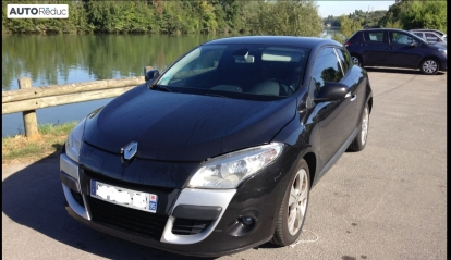 Renault Megane III Coupe 1.5 dCi Dynamique 2009