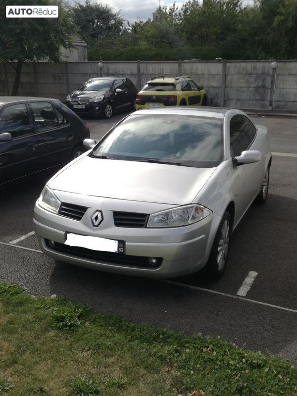 Renault Megane II CC 1.6 L 2005