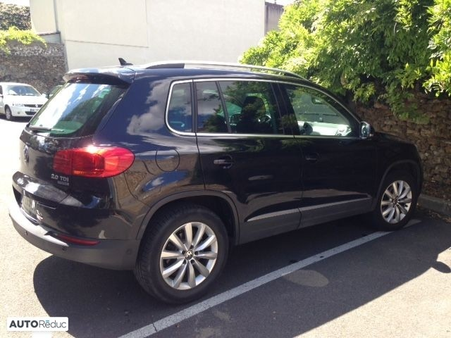 Volkswagen Tiguan 2.0 TDI Bluemotion Technology Sportline 2013