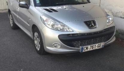Peugeot 206+ 1.4 HDI 2012