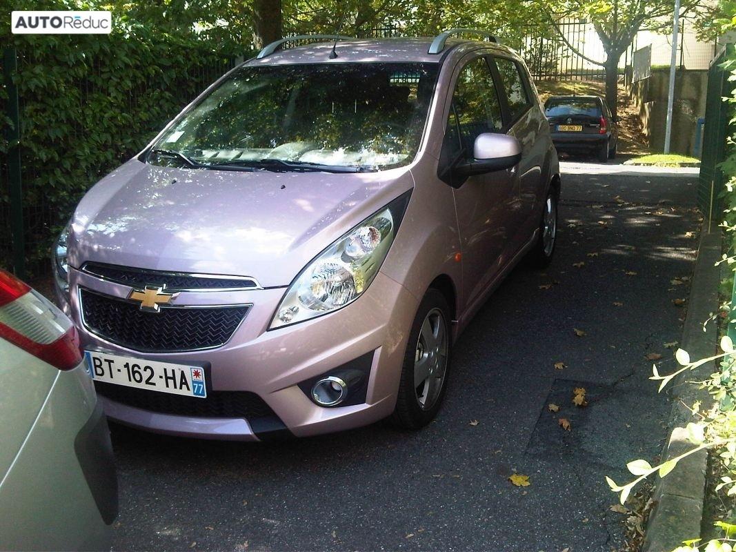 Chevrolet Spark lt 1.2 L 2011