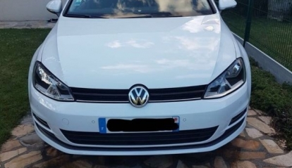 Volkswagen Golf VII 1.6 TDI Bluemotion 2014