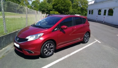 Nissan Note Black Line 2014