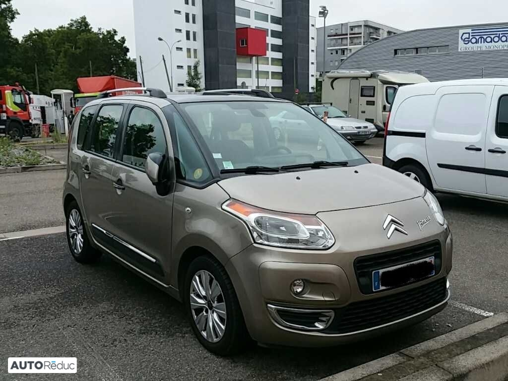 Citroen C3 Picasso Exclusive HDI 2010