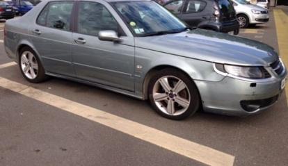 Saab 9-5 2009