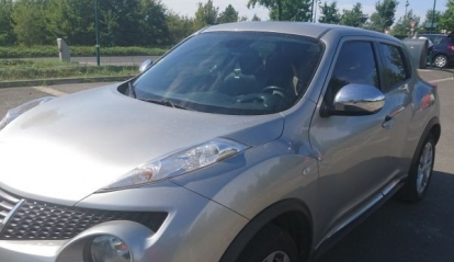 Nissan Juke 1.5 dCi 2011