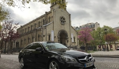 Mercedes E220 Fascination 2015