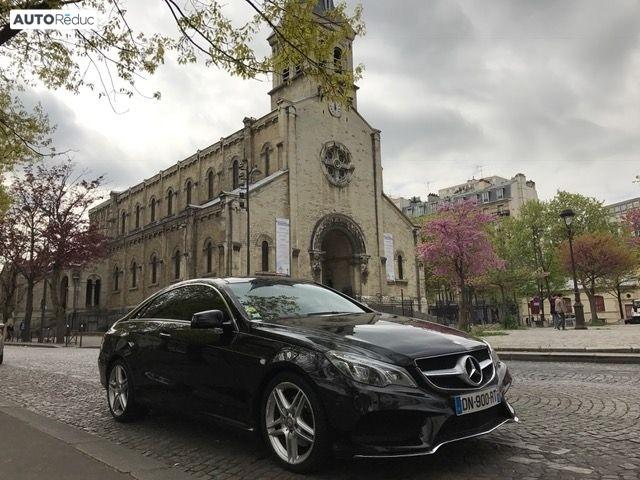 Mercedes E220 Fascination 2015