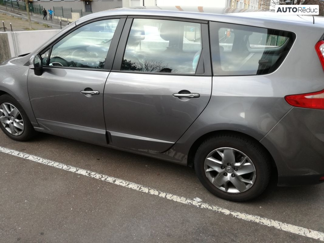 Renault Grand Scenic 1.5 dCi 2011
