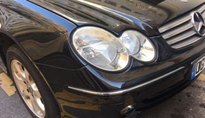 Mercedes CLasse CLK 320 W209 2004