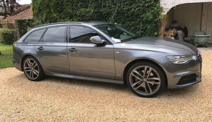 Audi A6 3.0 TDI Break S-Line 2015