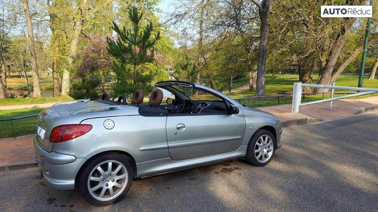 Peugeot 206 CC 1.6 HDI Roland Garros 2006