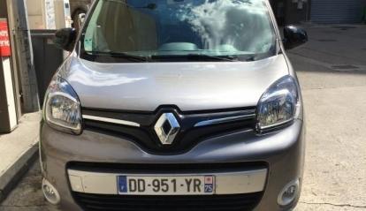 Renault Kangoo II 2014