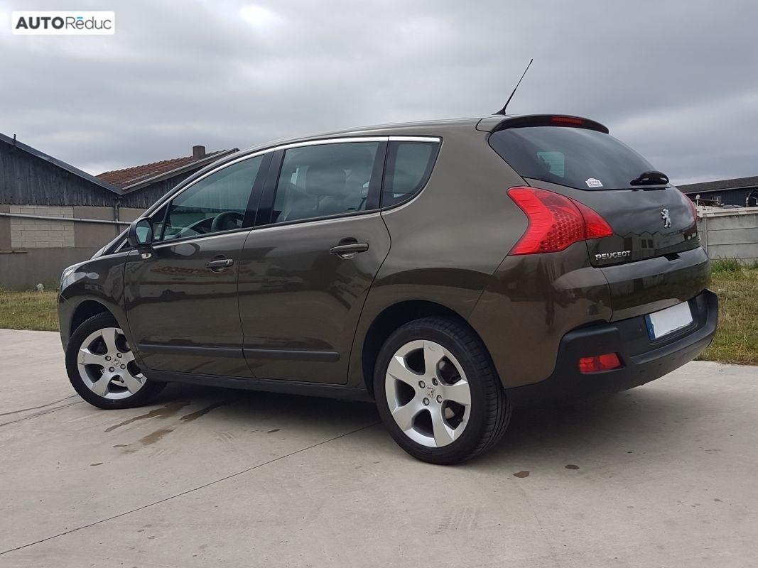 Peugeot 3008 Premium 1.6 HDI 2010
