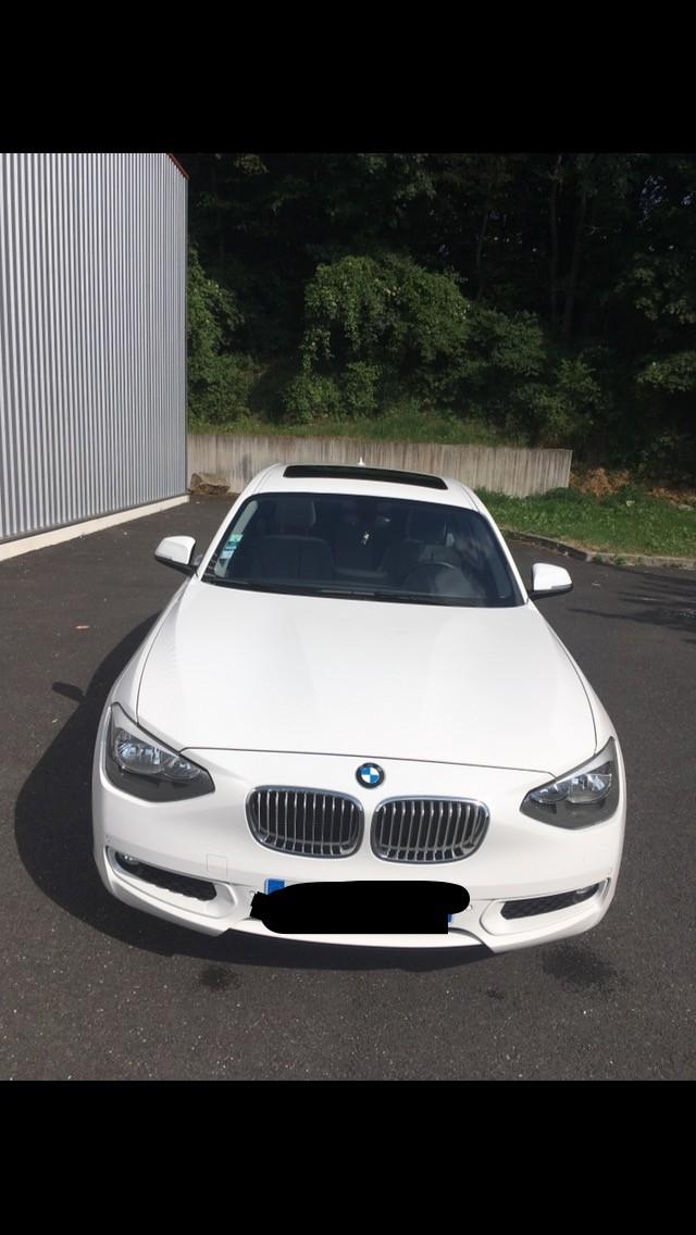 BMW série 1 - 5 portes Diesel Manuelle 2011
