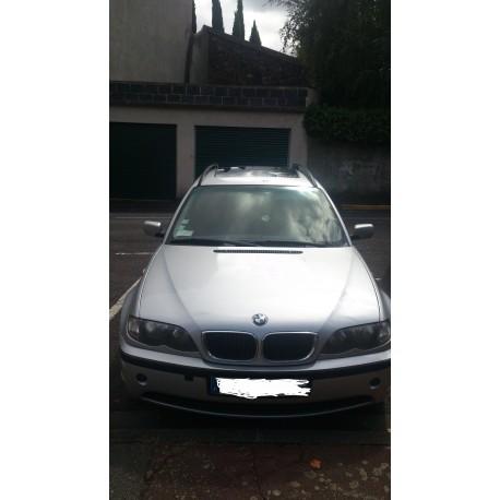 BMW 320d Diesel Manuelle 2002
