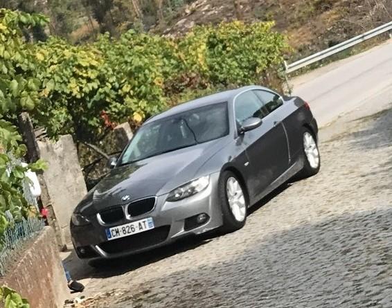 BMW Série 3 Diesel Automatique 2007
