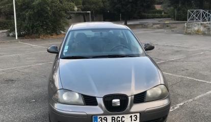 SEAT Ibiza Essence Manuelle 2003