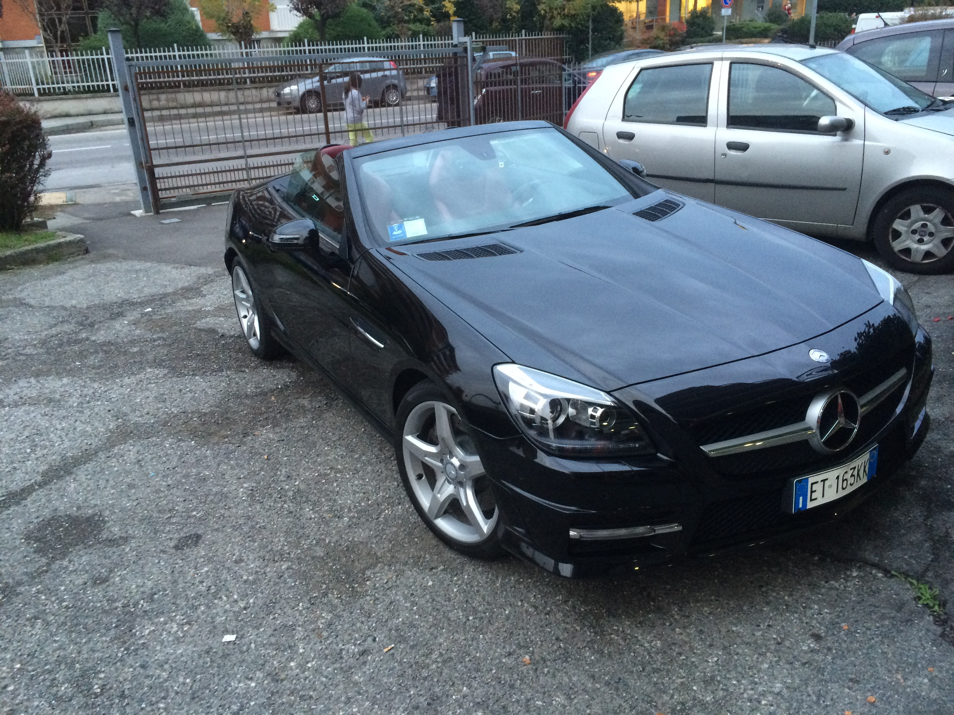 Mercedes SLK Essence Automatique 2013 Premium AMG