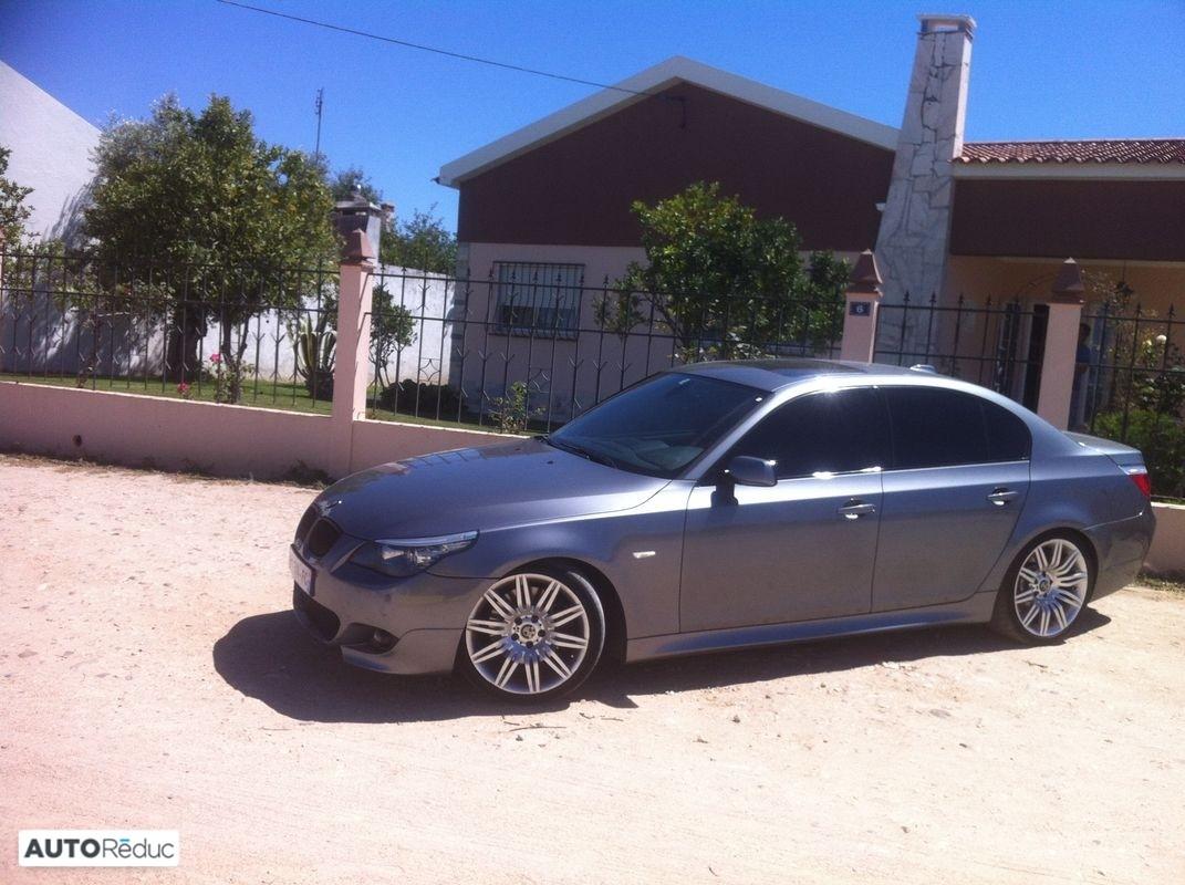 BMW Série 5 535d Pack M 2007