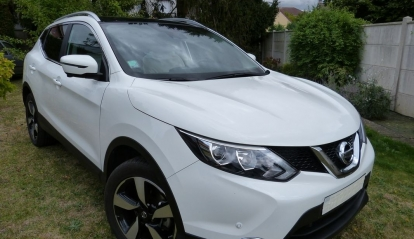 Nissan Qashqai 130 CV Connect Edition 2015