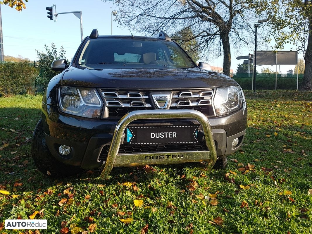 achat dacia duster 1 5 l dci prestige 2015 d 39 occasion pas. Black Bedroom Furniture Sets. Home Design Ideas