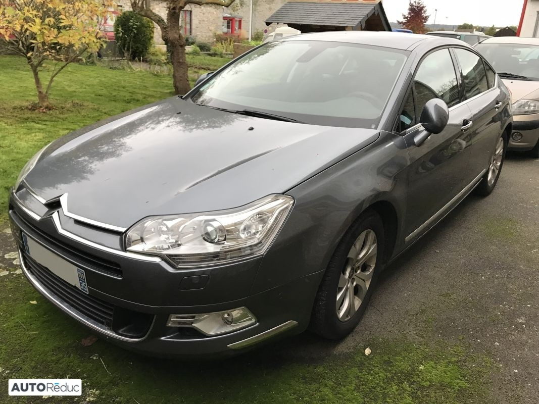 Citroën C5 2.0 HDi 138Ch BVA6 Exclusive 2009
