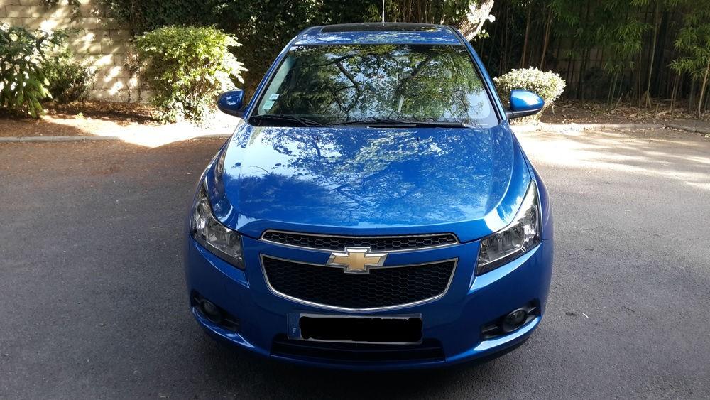 Chevrolet Cruze 1.8 16V 141 LTZ Essence Manuelle 2012