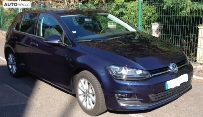 Volkswagen Golf 7 2.0 TDI 150 LOUNGE BlueMotion Technology 2016