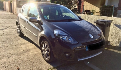 Renault Clio 3 1.5 dCi Night and Day 2011