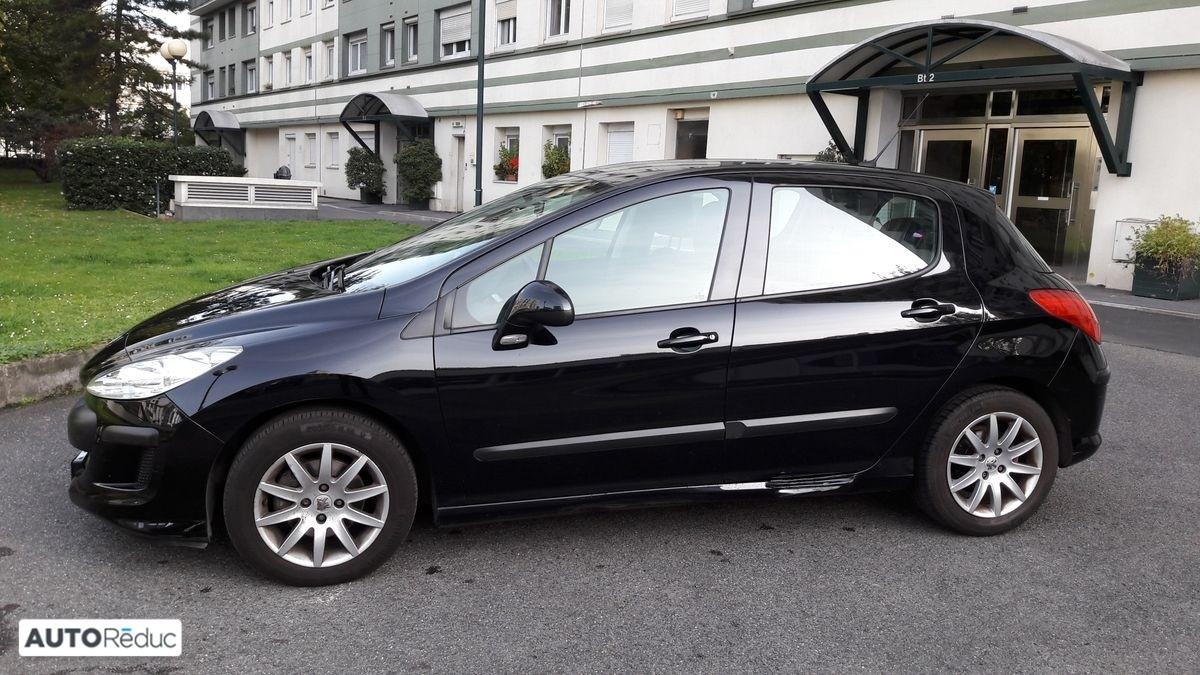 Peugeot 308 1.6 HDI 90 confort 2010