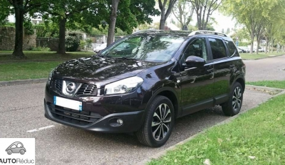 NISSAN Qashqai 2.0 DCI 110 CH Connect Edition