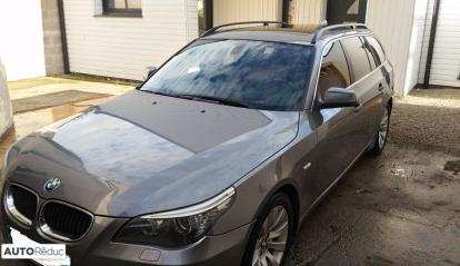 BMW Série 5 Touring (E61) 520dA LUXE BMW S 2010