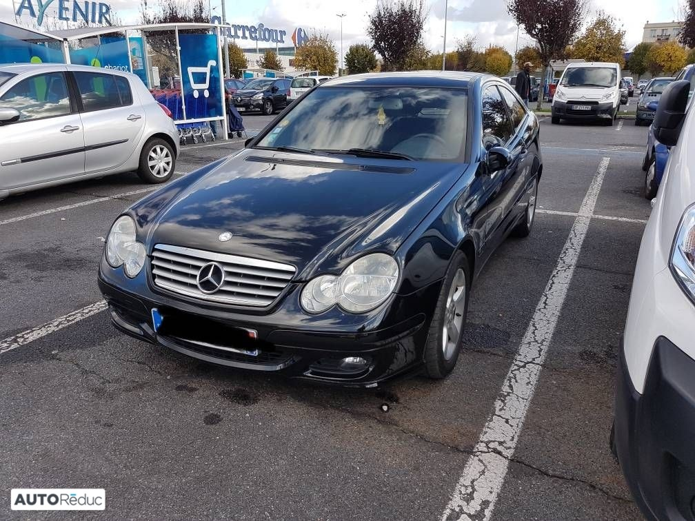 Mercedes C220 150 Ch CDI 2007