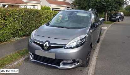 Renault Grand Scénic 1.5 dCi EDC Bose Edition 2015