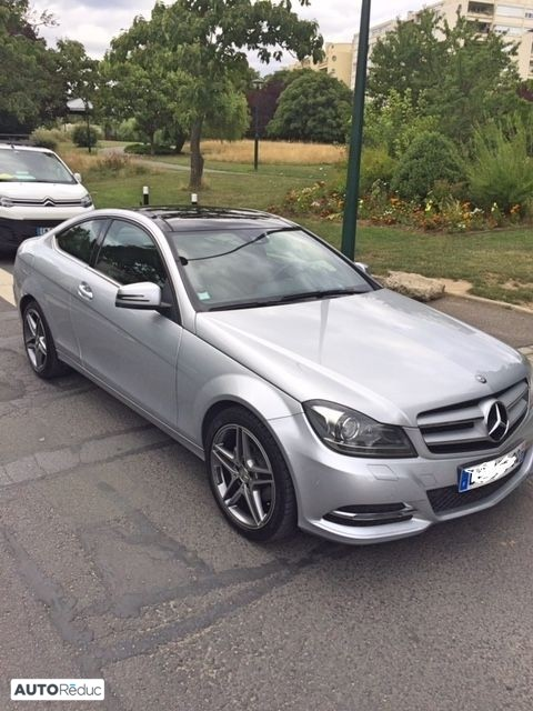 Mercedes Classe C 220 Coupé CDI EXECUTIVE 7GTRONIC 2014