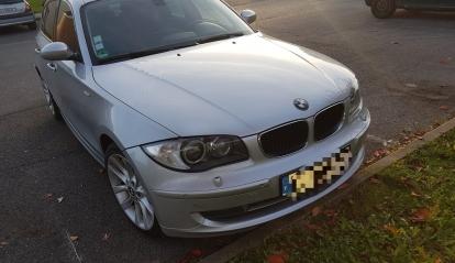 BMW Série 1 2.0L 123D 204 Luxe BVA 5P 2008