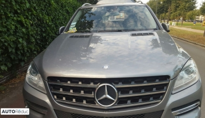MERCEDES ML III 250 CDI Finition BlueTEC Sport 7G-Tronic+ 2013