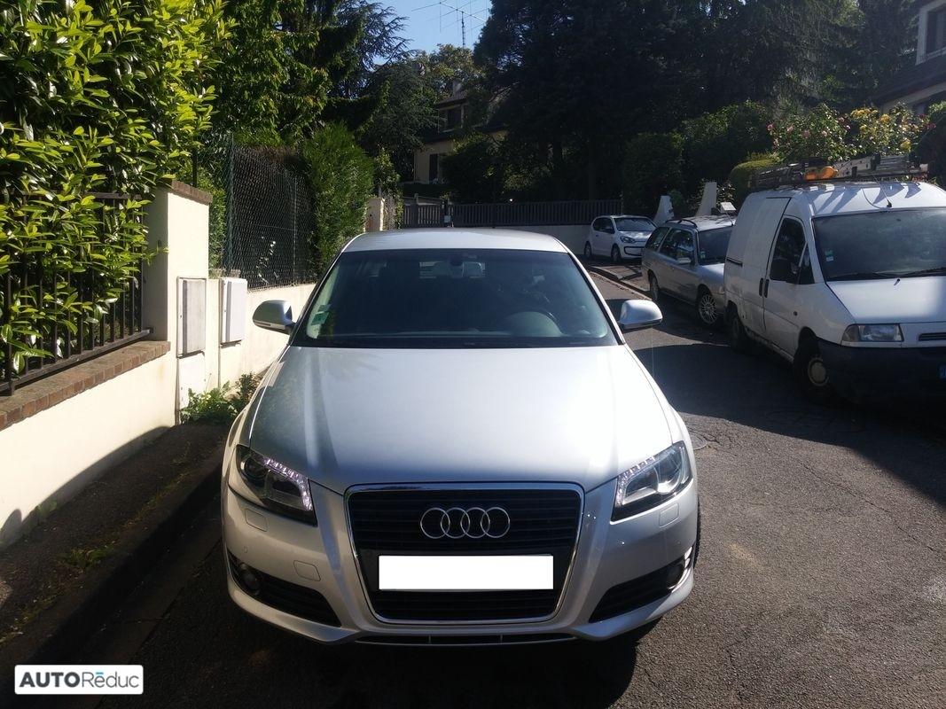 Audi A3 1.6 105Ch Full 2009