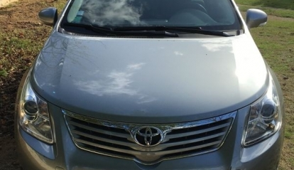 Toyota Avensis III 2.0L Connect Edition 2011