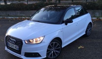 Audi A1 Sportback Phase 2 1.4 TDI Pack S-Line 2017