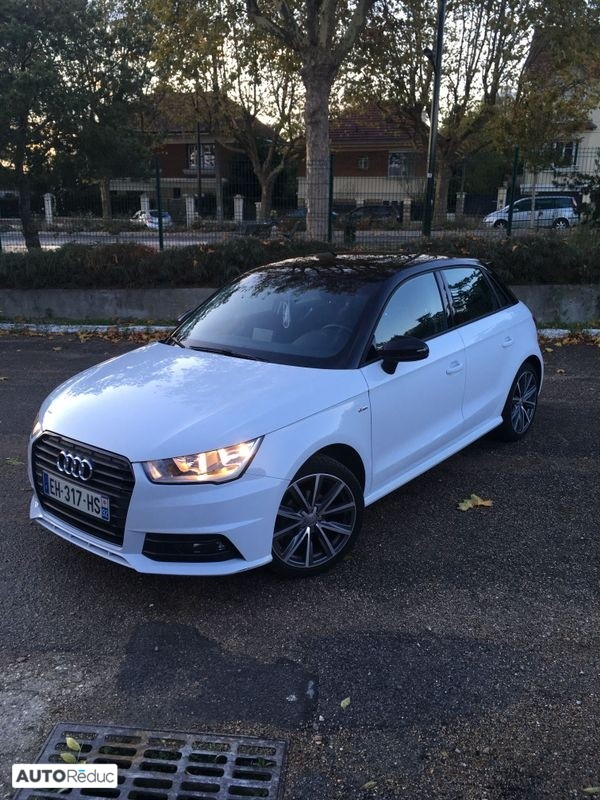 Audi A1 Sportback Phase 2 1.4 TDI Pack S-Line 2017