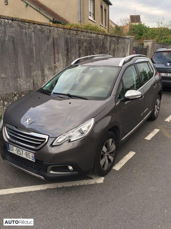 Peugeot 2008 1.6 e-HDi 92 Ch ALLURE 2015