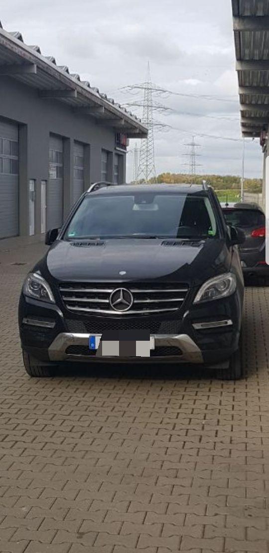 Mercedes Classe M ML 350 CDI Diesel Automatique 2014