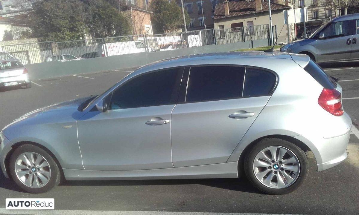 BMW Série 1 118d Confort 2007