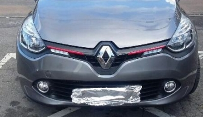 RENAULT CLIO IV ENERGY TCE 90 INITIAL LIMITED EDITION 2015