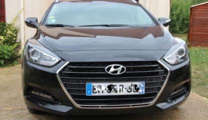 Hyundai I40 SW 1.7 CRDI 141 Blue Drive Créative 2015